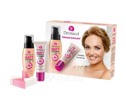 Dermacol Dokonale Matte Skin 7945 Cosmetic 50ml Paveikslėlis 1 iš 1 250873100131