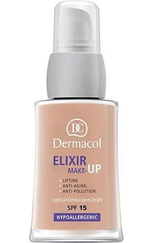Dermacol Elixir Make Up SPF15 02 Cosmetic 30ml Paveikslėlis 1 iš 1 250873100912