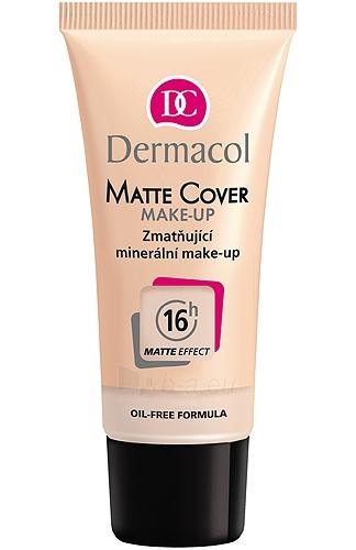 Dermacol Matte Cover MakeUp 3 Cosmetic 30g Paveikslėlis 1 iš 1 250873100082
