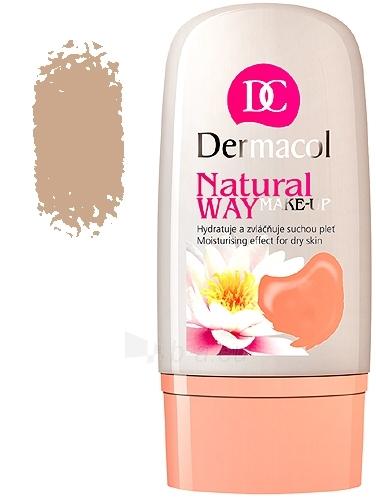 Dermacol Natural Way Make-Up 02 Cosmetic 30ml Paveikslėlis 1 iš 1 250873100119