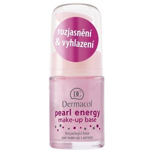 Dermacol Pearl Energy Makeup Base Cosmetic 15ml Paveikslėlis 1 iš 1 250873100352