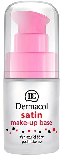 Dermacol Satin Make-Up Base Cosmetic 15ml Paveikslėlis 1 iš 1 250873100084