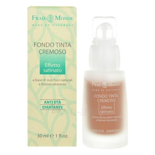 Frais Monde Make Up Naturale Creamy Foundation Cosmetic 30ml Nr.4 Paveikslėlis 1 iš 1 250873100795