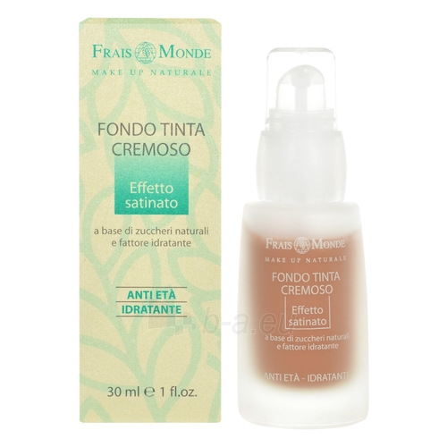 Frais Monde Make Up Naturale Creamy Foundation Cosmetic 30ml Nr.5 Paveikslėlis 1 iš 1 250873100796