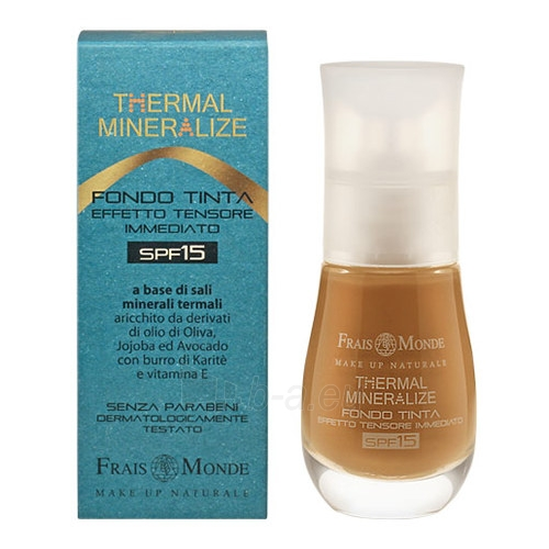 Frais Monde Thermal Mineralize Foundation SPF15 Cosmetic 30ml Nr.2 Paveikslėlis 1 iš 1 250873100811