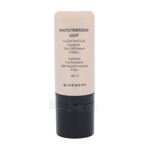 Makiažo pagrindas Givenchy Photo Perfexion Light Foundation SPF10 Cosmetic 30ml Shade 7 Light Ginger Paveikslėlis 1 iš 1 310820043202