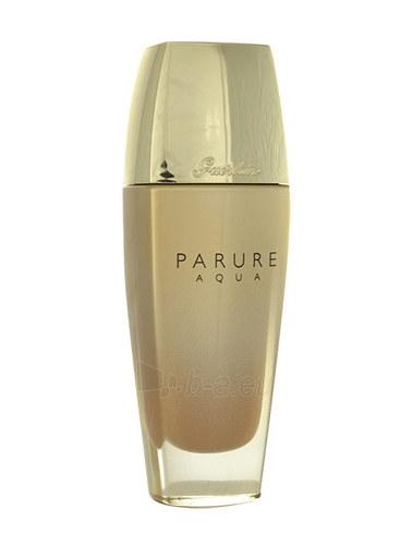 Makiažo pagrindas Guerlain Parure Aqua Foundation SPF20 Cosmetic 30ml Nr. 06 Beige Tres Fonce Paveikslėlis 1 iš 1 310820015322