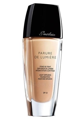 Guerlain Parure De Lumiere Foundation SPF25 Cosmetic 30ml 05 Beige Foncé Paveikslėlis 1 iš 1 250873101027