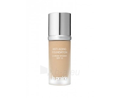 Makiažo pagrindas La Prairie Light makeup for the perfect look SPF 15 (Anti-Aging Foundation A Cellular Emulsion SPF 15) 30 ml Shade: 300 Paveikslėlis 1 iš 1 310820128651