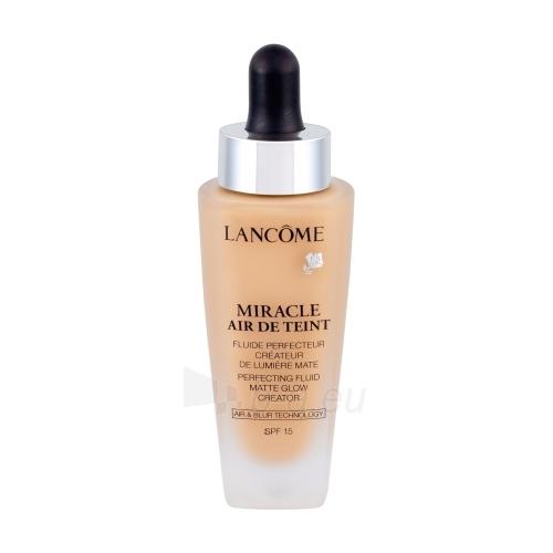 Makiažo pagrindas Lancome Miracle Air De Teint SPF15 Cosmetic 30ml Nr. 01 Beige Albatre Paveikslėlis 1 iš 1 310820011503