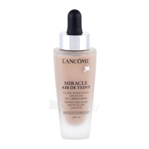 Makiažo pagrindas Lancome Miracle Air De Teint SPF15 Cosmetic 30ml Nr. 010 Beige Porcelaine Paveikslėlis 1 iš 1 310820011502