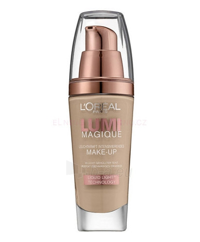 Makiažo pagrindas L´Oreal Paris Lumi Magique Cosmetic 30ml Shade N1 Pure Pearl Paveikslėlis 1 iš 1 310820043984
