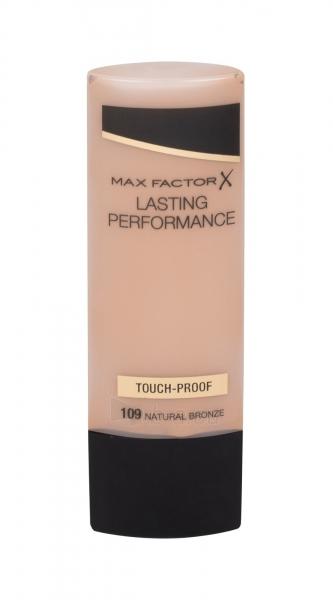 Makiažo pagrindas Max Factor Lasting Performance Make-Up Cosmetic 35ml 109 Natural Bronze Paveikslėlis 2 iš 2 250873100650
