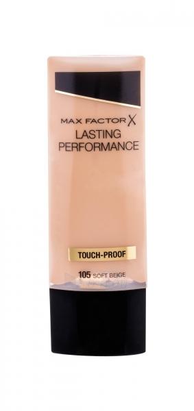 Makiažo pagrindas Max Factor Lasting Performance Make-Up Cosmetic 35ml Soft Beige Paveikslėlis 2 iš 2 250873100462