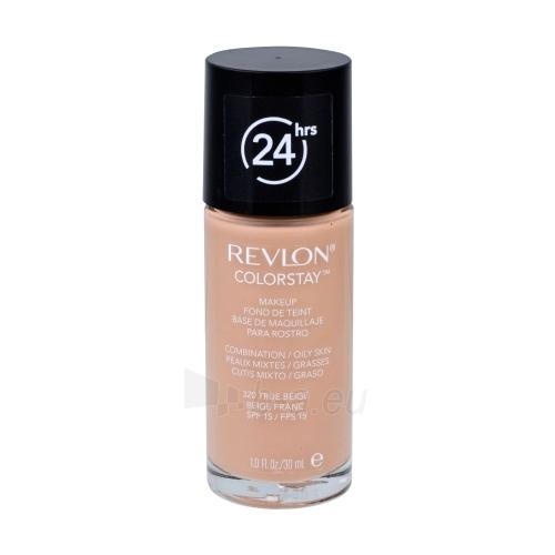 Makiažo pagrindas Revlon Colorstay Makeup Combination Oily Skin 30ml True Beige Paveikslėlis 1 iš 2 250873100480