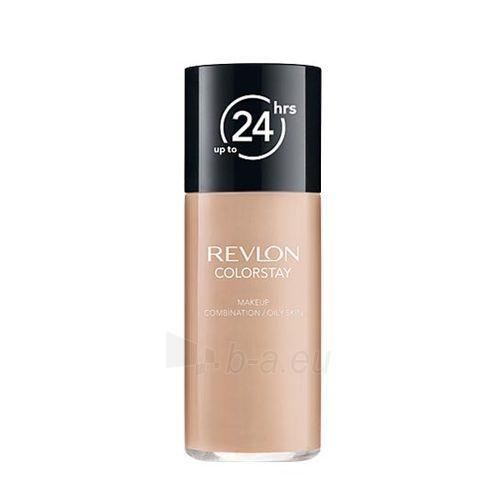 Makiažo pagrindas Revlon Colorstay Makeup Combination Oily Skin 30ml True Beige Paveikslėlis 2 iš 2 250873100480