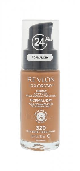 Makiažo pagrindas Revlon Colorstay Makeup Normal Dry Skin 30ml True Beige Paveikslėlis 2 iš 2 250873100508