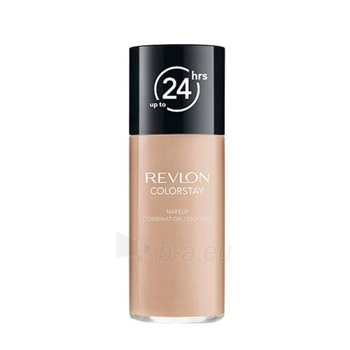 Makiažo pagrindas Revlon Colorstay Makeup Normal Dry Skin Cosmetic 30ml Natural Tan Paveikslėlis 2 iš 2 250873100545
