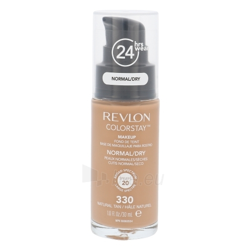 Revlon Colorstay Makeup Normal Dry Skin Cosmetic 30ml Natural Tan Paveikslėlis 1 iš 1 250873100545