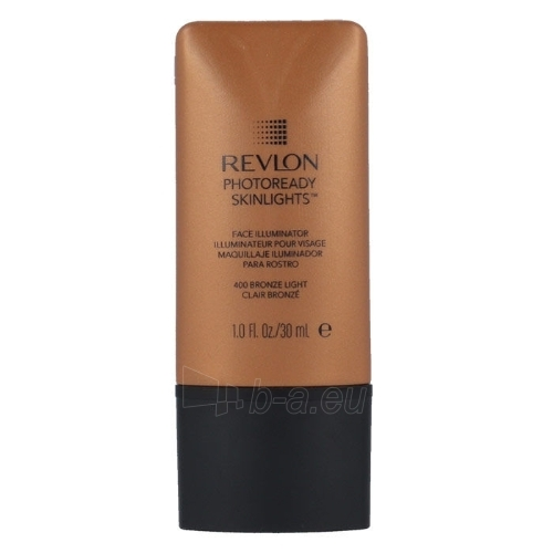 Makiažo pagrindas Revlon Photoready Skinlights Face Illuminator Cosmetic 30ml Shade 400 Bronze Light Paveikslėlis 1 iš 1 310820028940