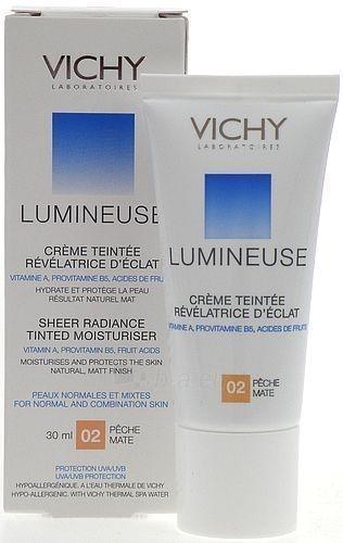 Vichy Lumineuse Tinted Moisturiser Cream 02 Mix Skin Cosmetic 30ml Paveikslėlis 1 iš 1 250873100094