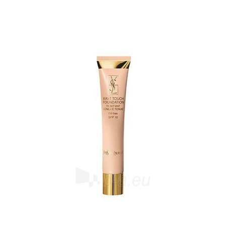 Yves Saint Laurent Matt Touch Foundation Cosmetic 30ml (Shade 6) Paveikslėlis 1 iš 1 250873100226