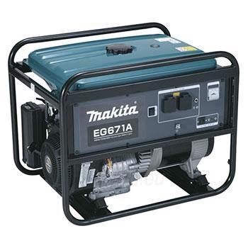Makita EG671A generatorius Paveikslėlis 1 iš 1 225282000156