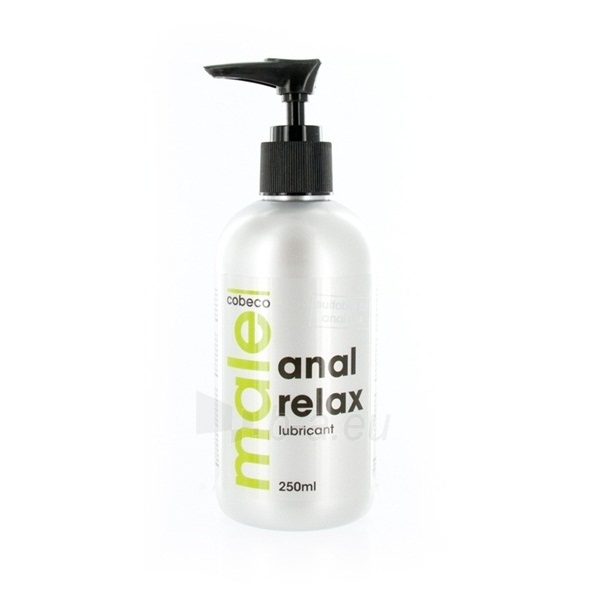 Male Anal Relax Lubricant 225 ml Paveikslėlis 1 iš 1 2514123000051