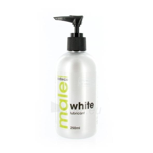 Male White Lubricant 250 ml Paveikslėlis 1 iš 1 2514123000060