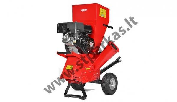 Fabelhaft Wood cutting petrol HECHT 6420 Cheaper online Low price | English @HS_43