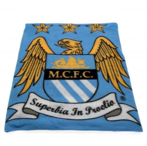 Manchester City F.C. antklodė (Ornamentas) Paveikslėlis 4 iš 4 251009000643