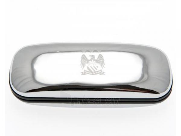 Manchester City F.C. chromuotas akinių dėklas Paveikslėlis 3 iš 4 251009000646