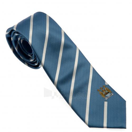 Manchester City F.C. kaklaraištis (FS) Paveikslėlis 1 iš 4 251009000660