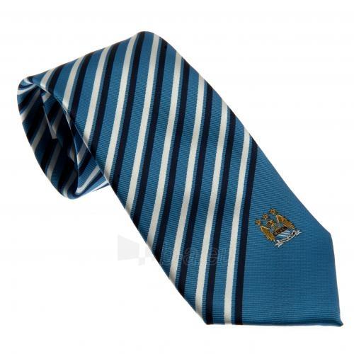 Manchester City F.C. kaklaraištis (SS) Paveikslėlis 1 iš 5 251009001139