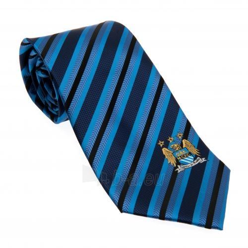 Manchester City F.C. kaklaraištis (TX) Paveikslėlis 1 iš 4 251009000667