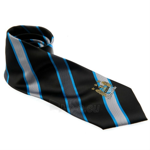 Manchester City F.C. kaklaraištis Paveikslėlis 2 iš 3 310820092536
