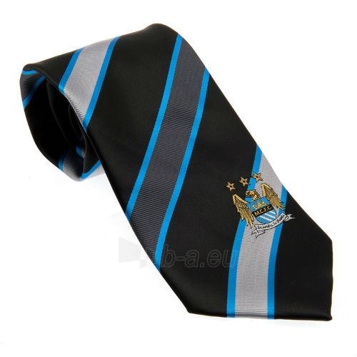Manchester City F.C. kaklaraištis Paveikslėlis 3 iš 3 310820092536