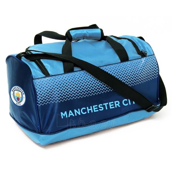 Manchester City F.C. kelioninis krepšys (Taškuotas) Paveikslėlis 1 iš 2 310820060982
