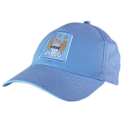 Manchester City F.C. kepurėlė su snapeliu (Melsva) Paveikslėlis 1 iš 2 251009000672