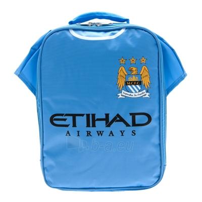 Manchester City F.C. marškinėlių formos priešpiečių krepšys Paveikslėlis 1 iš 3 251009000681