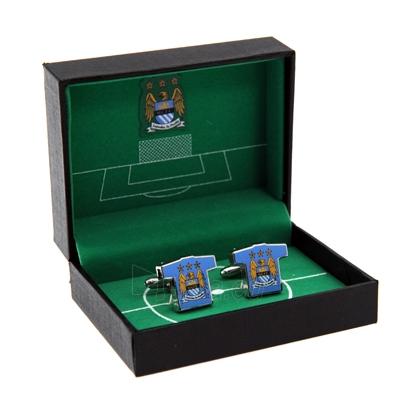 Manchester City F.C. marškinėlių formos sąsagos Paveikslėlis 1 iš 3 251009000682