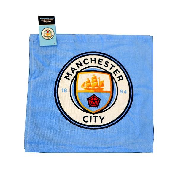 Manchester City F.C. mažas rankšluostukas Paveikslėlis 1 iš 2 310820061038