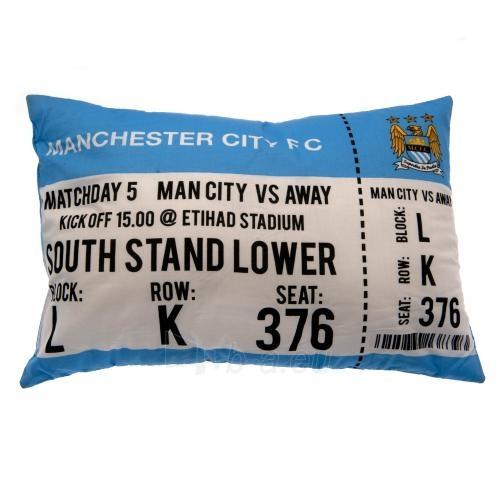 Manchester City F.C. pagalvė ,,Mačo diena Paveikslėlis 1 iš 4 251009001141
