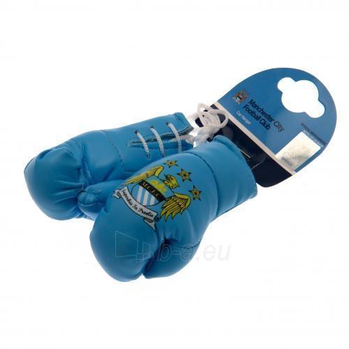 Manchester City F.C. pakabinamos mini bokso pirštinės Paveikslėlis 3 iš 4 251009001298