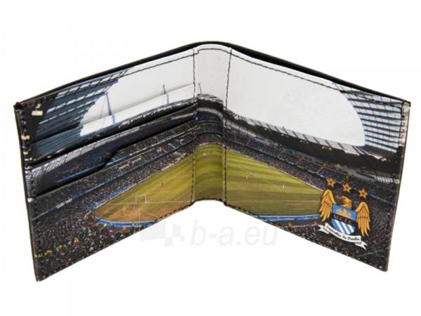 Manchester City F.C. panoraminė piniginė Paveikslėlis 1 iš 5 251009000693