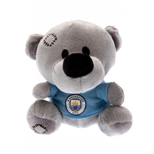 Manchester City F.C. pliušinis meškiukas (Pilkas) Paveikslėlis 3 iš 4 310820060902