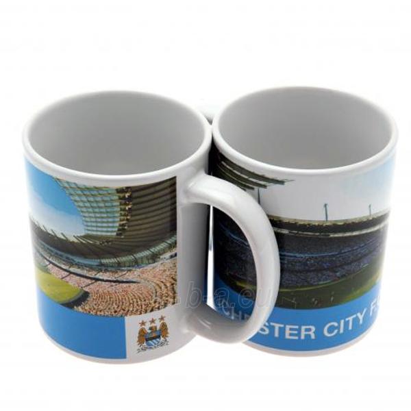 Manchester City F.C. puodelis (Stadiono panorama) Paveikslėlis 1 iš 5 251009000708