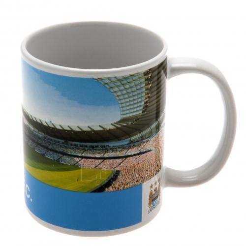 Manchester City F.C. puodelis (Stadiono panorama) Paveikslėlis 4 iš 5 251009000708