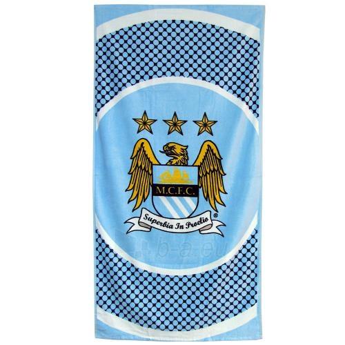 Manchester City F.C. rankšluostis (Ornamentas) Paveikslėlis 1 iš 3 251009000719