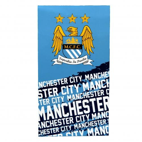 Manchester City F.C. rankšluostis (su pavadinimu) Paveikslėlis 1 iš 4 251009000721